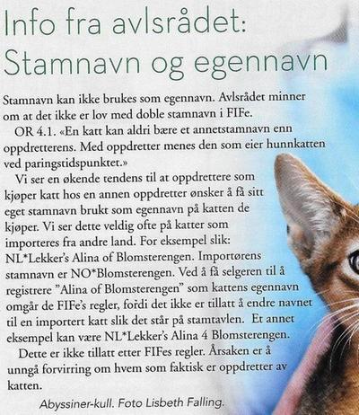 alfabetet norsk utskrift
